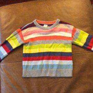 Striped GAP sweater